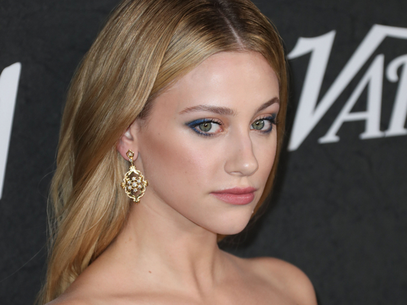Someone Impersonated Lili Reinhart in a Published Interview