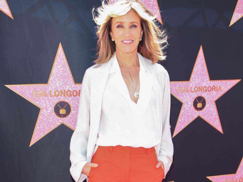 Felicity Huffman Writes Letter About College Admissions Scheme | Crime Time