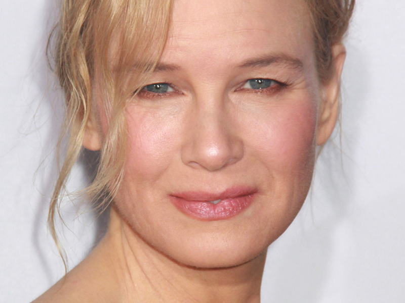 Renee Zellweger opens up about the infamous plastic surgery rumours
