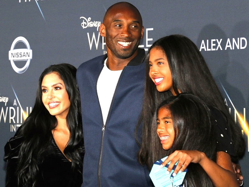 Kobe Bryant Inducted into NBA's Hall of Fame