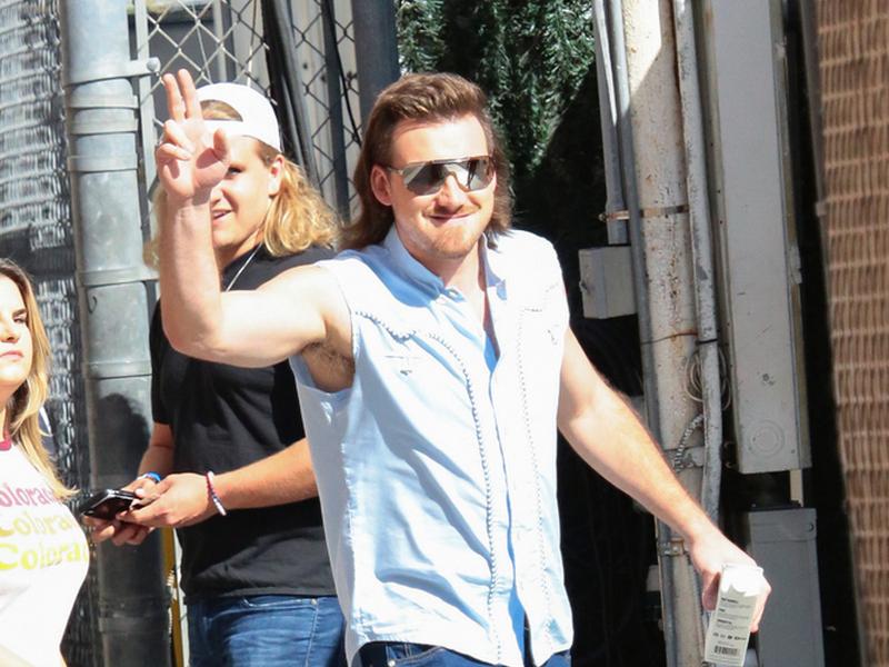 Morgan Wallen Pokes Fun at Getting Kicked Off 'SNL' During Debut